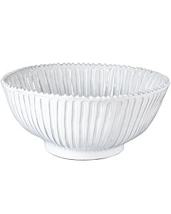 INCANTO STRIPE SERVING BOWL LG