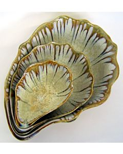 OYSTER NESTING BOWL SMALL